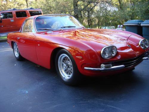 1969 Lamborghini 400GT