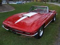 1967 Chevrolet Corvette Grissom 427