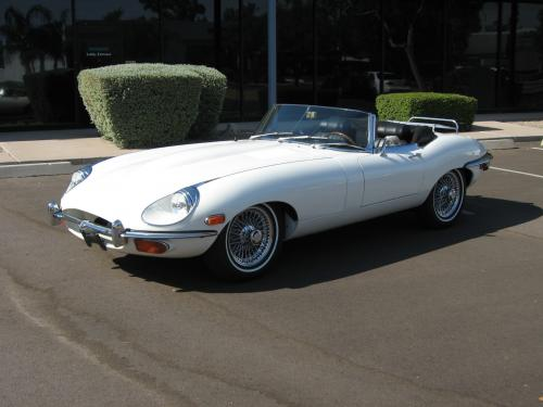 1970 Jaguar XKE Series II