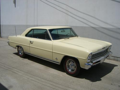 1966 Chevrolet Nova L-79