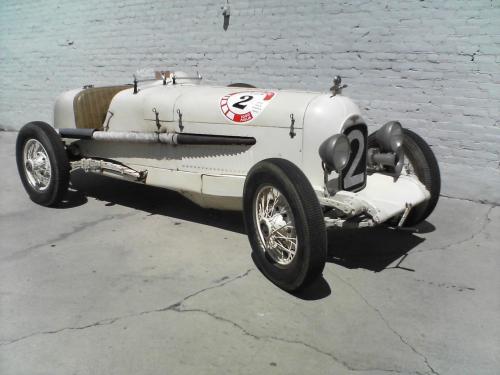 1922 Duesenberg Race Car