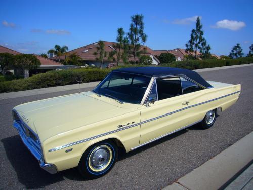1966 Dodge Coronet Hemi
