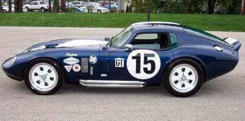 1965 Superformance Daytona Coupe