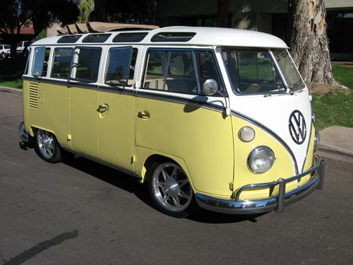 1963 Volkswagon Micro Bus