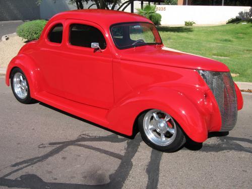 1937 Ford Street Rod FI
