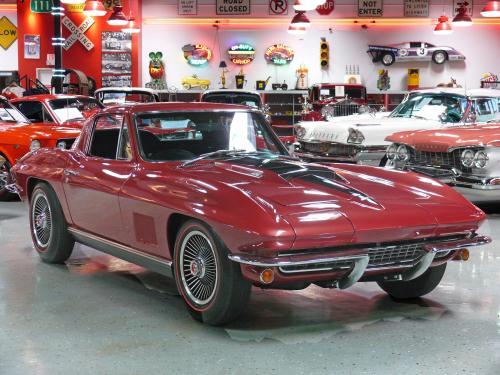 1967 Chevrolet Corvette 427/400-A/C