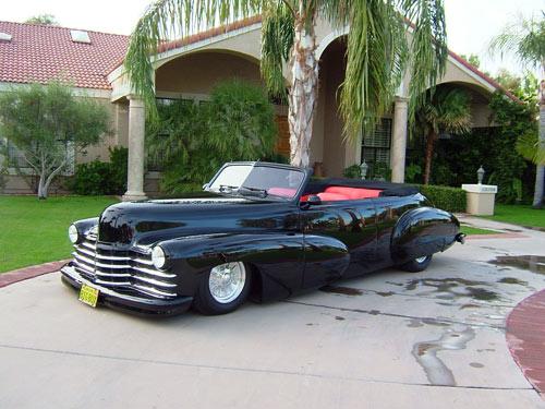 1947 Cadillac Custom