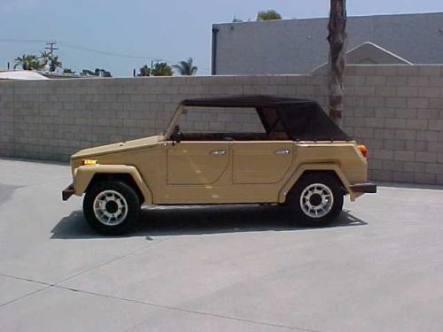 1974 Volkswagon Thing