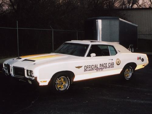 1972 Olds Cutlass