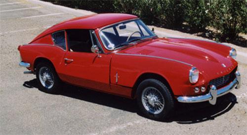 1965 Triumph GT6