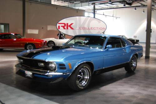 1970 Ford Mustang Mach 1 SCJ