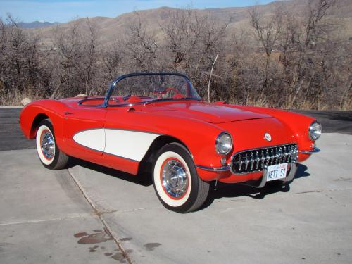 1957 Chevrolet Corvette 283/270
