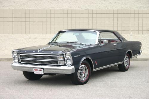 1966 Ford Galaxie 500 XL R-Code