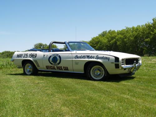 1969 Chevrolet Camaro Nascar Pace Car