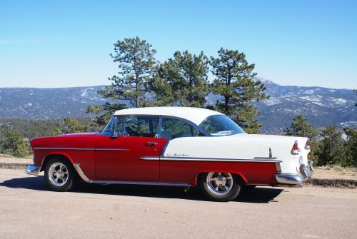 1955 Chevrolet Bel Air Custom