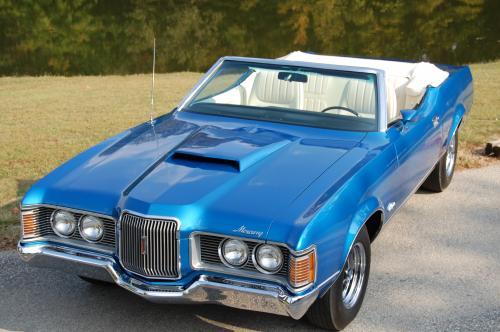 1971 Mercury Cougar 429/CJ
