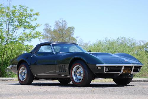 1968 Chevrolet Corvette L89 427/435