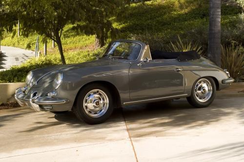 1961 Porsche 356 T5 1600S