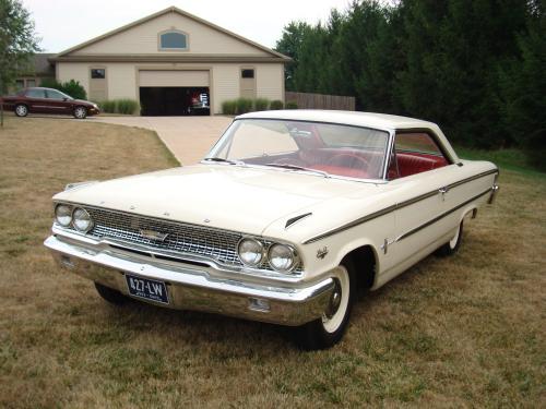 1963 Ford � Galaxie Lightweight