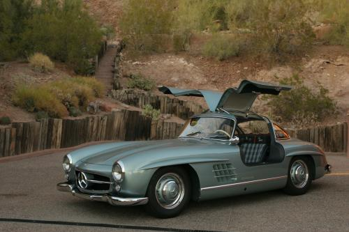 1955 Mercedes-Benz 300 SL