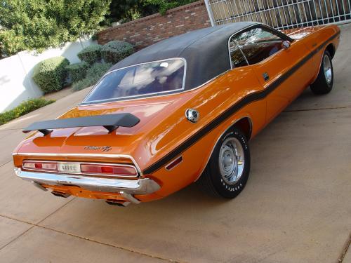 1970 Dodge Challenger 440/6 'Shaker'