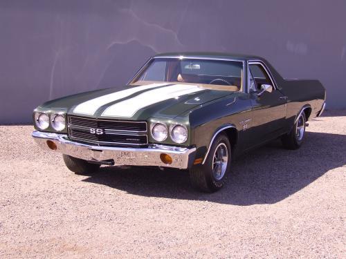 1970 Chevrolet El Camino LS-6