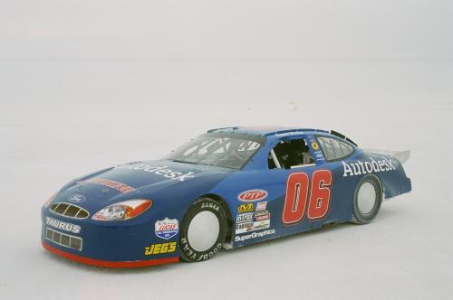 2001 NASCAR Ford Taurus