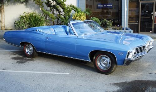 1967 Chevrolet Impala 427