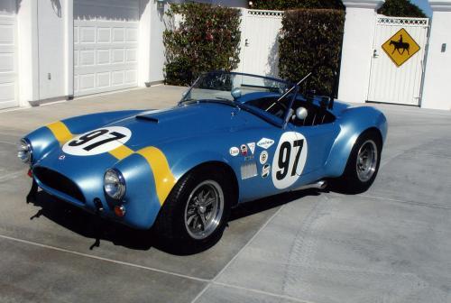 1964 Shelby Cobra 289 FIA Cont.