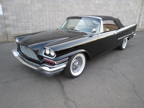 1958 Chrysler 300 D
