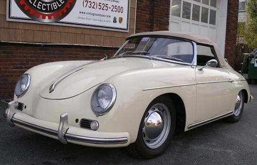 1958 Porsche 356 D
