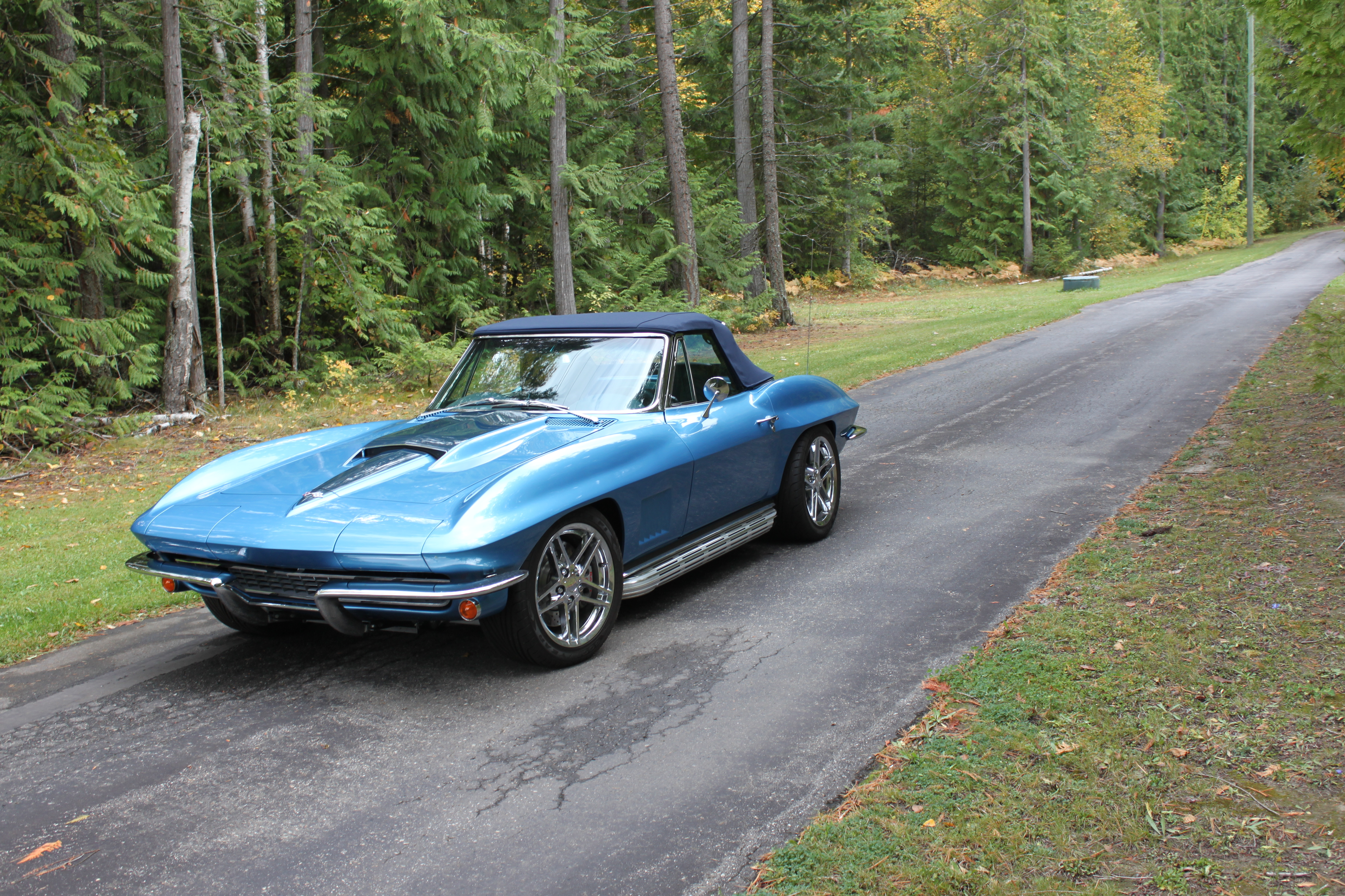 1967 Chevrolet Corvette Custom LS6