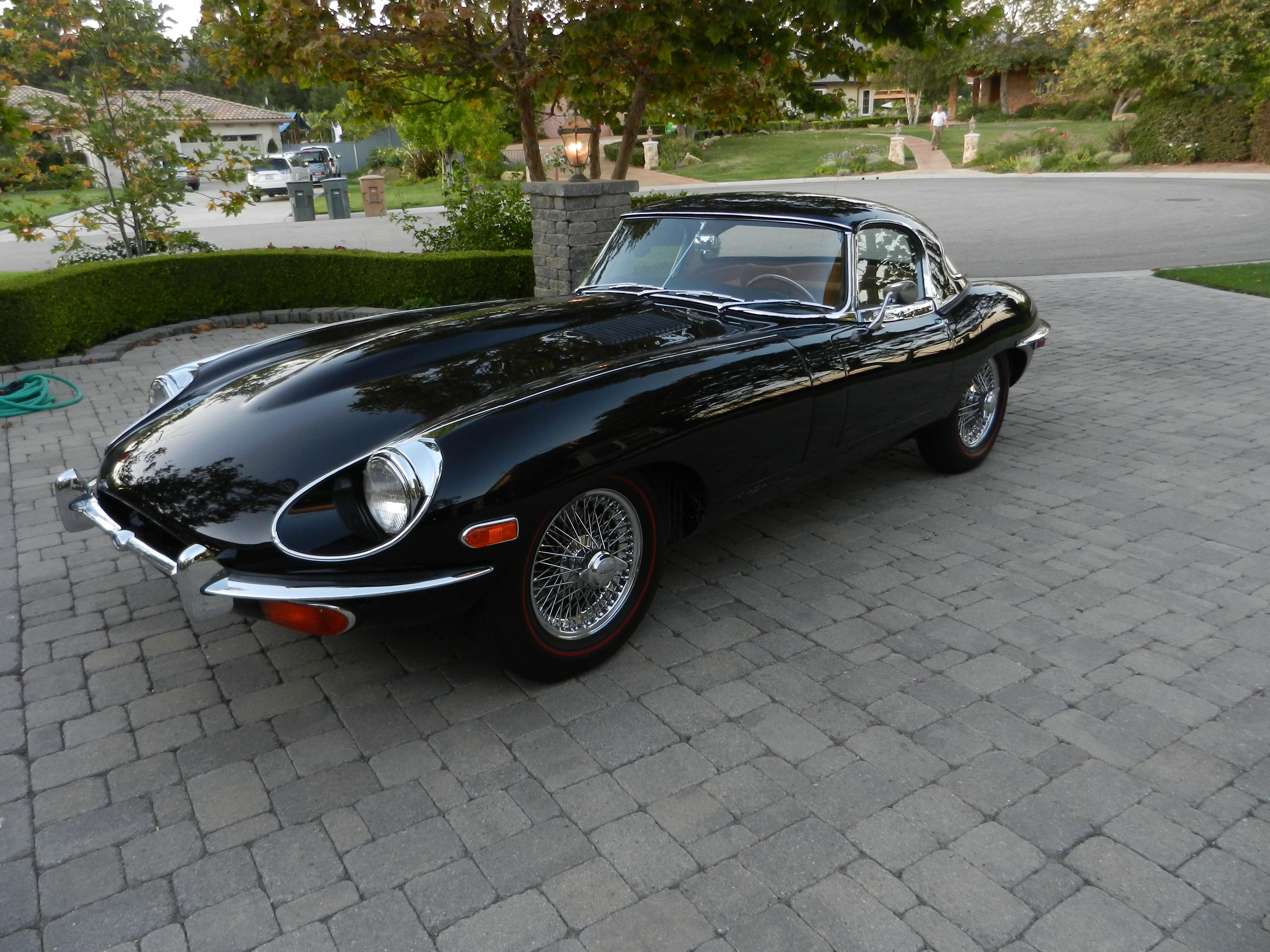 1969 Jaguar XKE Series II OTS