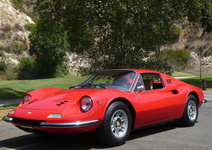 1972 Ferrari Dino GTS