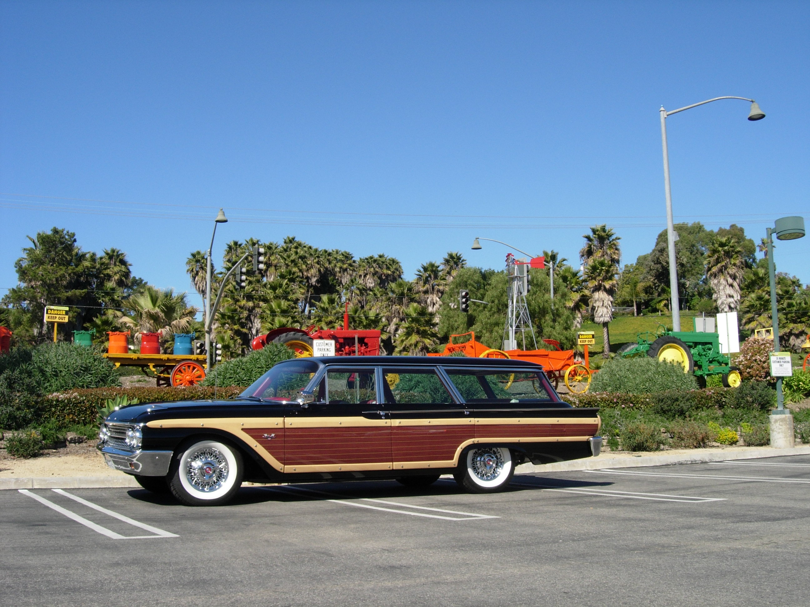 1961 Ford Country Squire