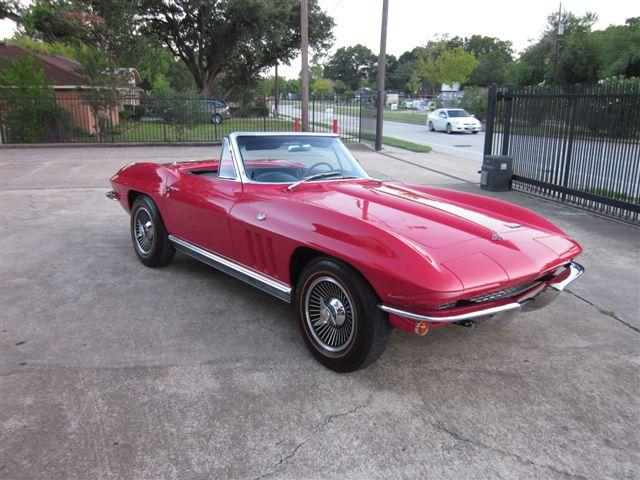 1966 Chevorlet Corvette