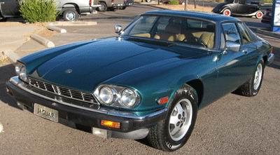1986 Jaguar Grand Touring XJS-HE