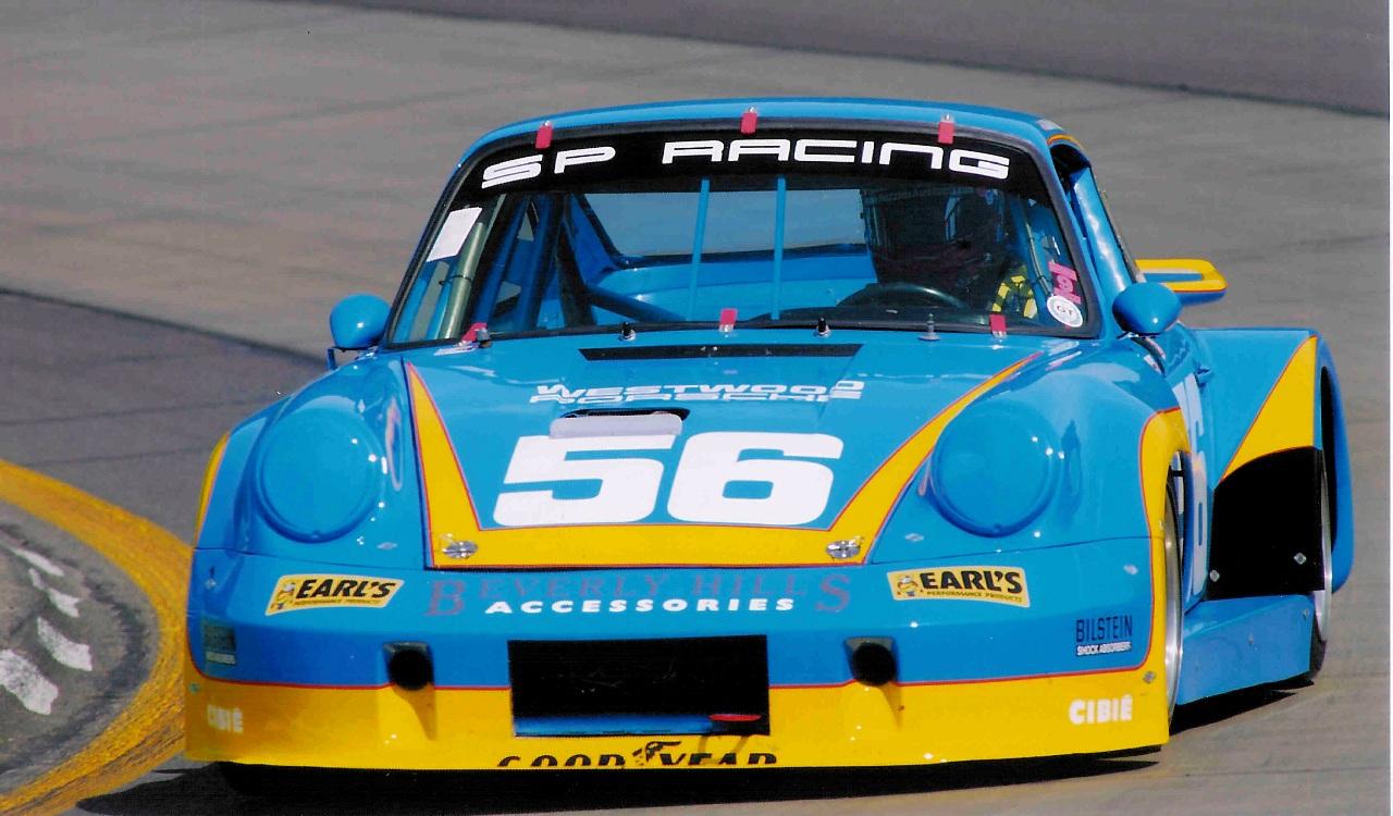 1972 Porsche 911 IMSA RSR