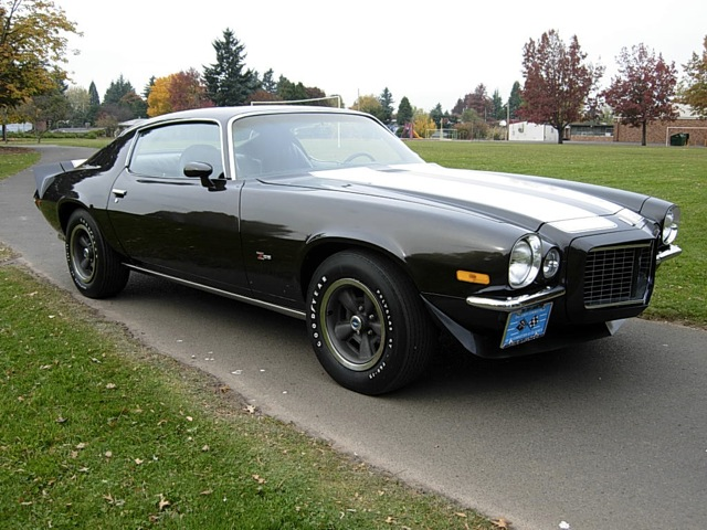 1972 Chevrolet Z28 Coupe
