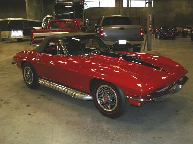 1967 Chevrolet Corvette 427/390