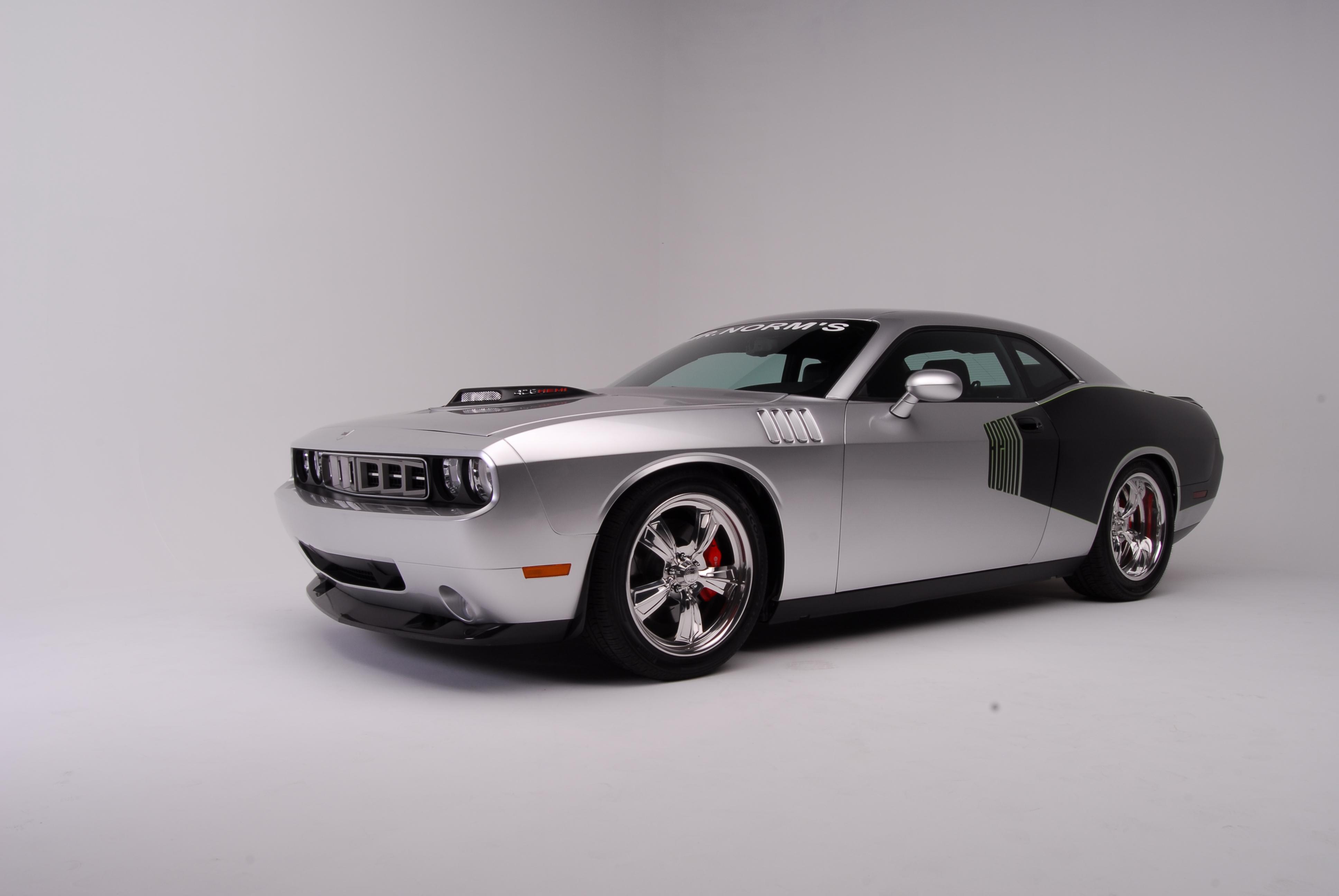 2009 Dodge Challenger SRT/8