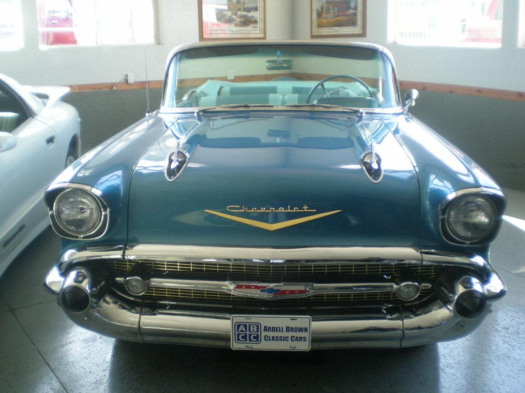 1957 Chevrolet Belair F/I