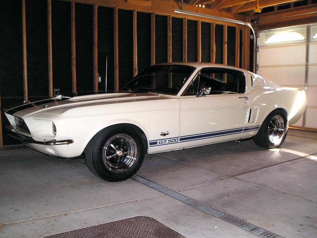 1967 Shelby GT500 Super Snake Tribute