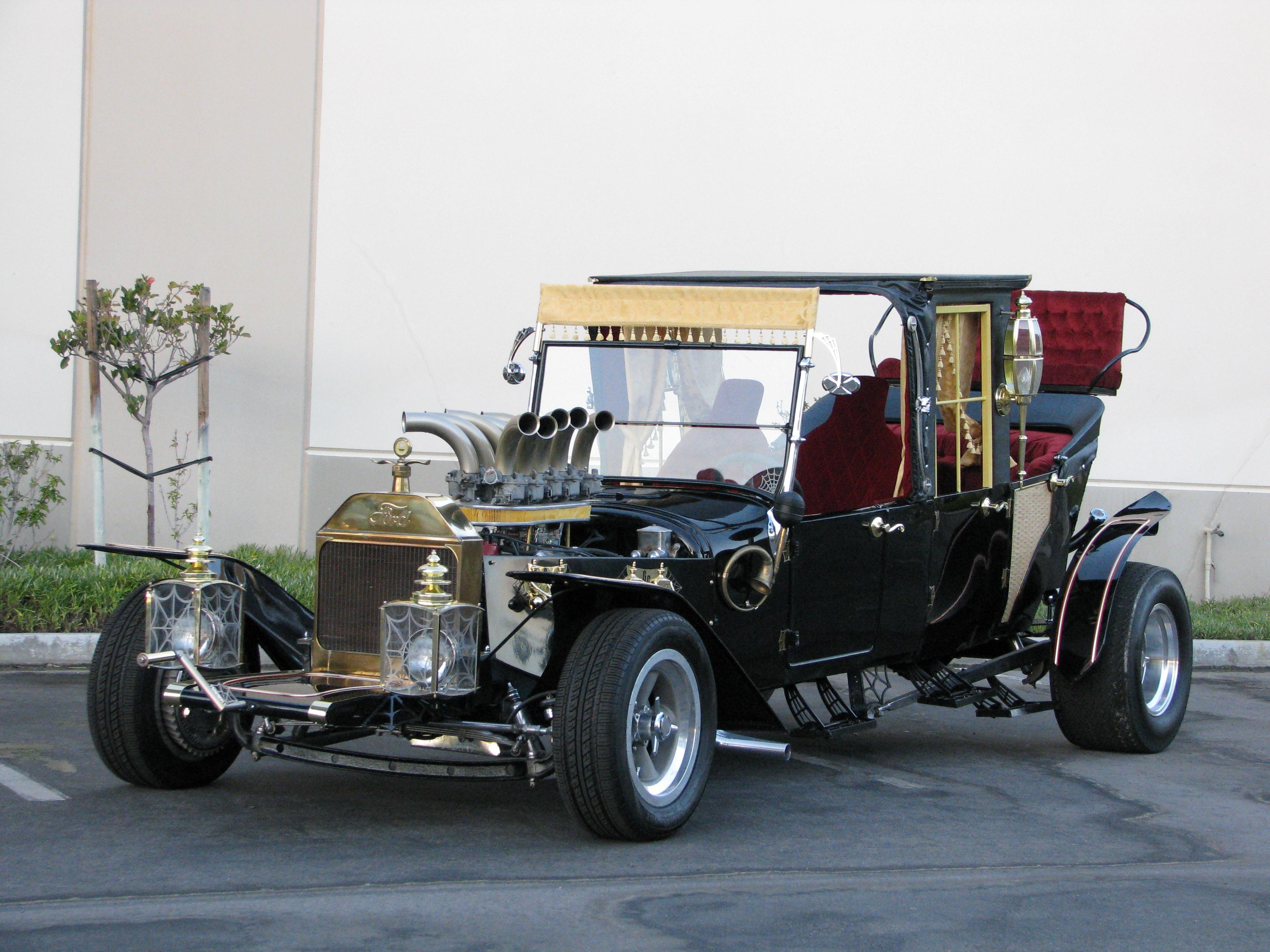 1923 Ford 'Munster Koach'