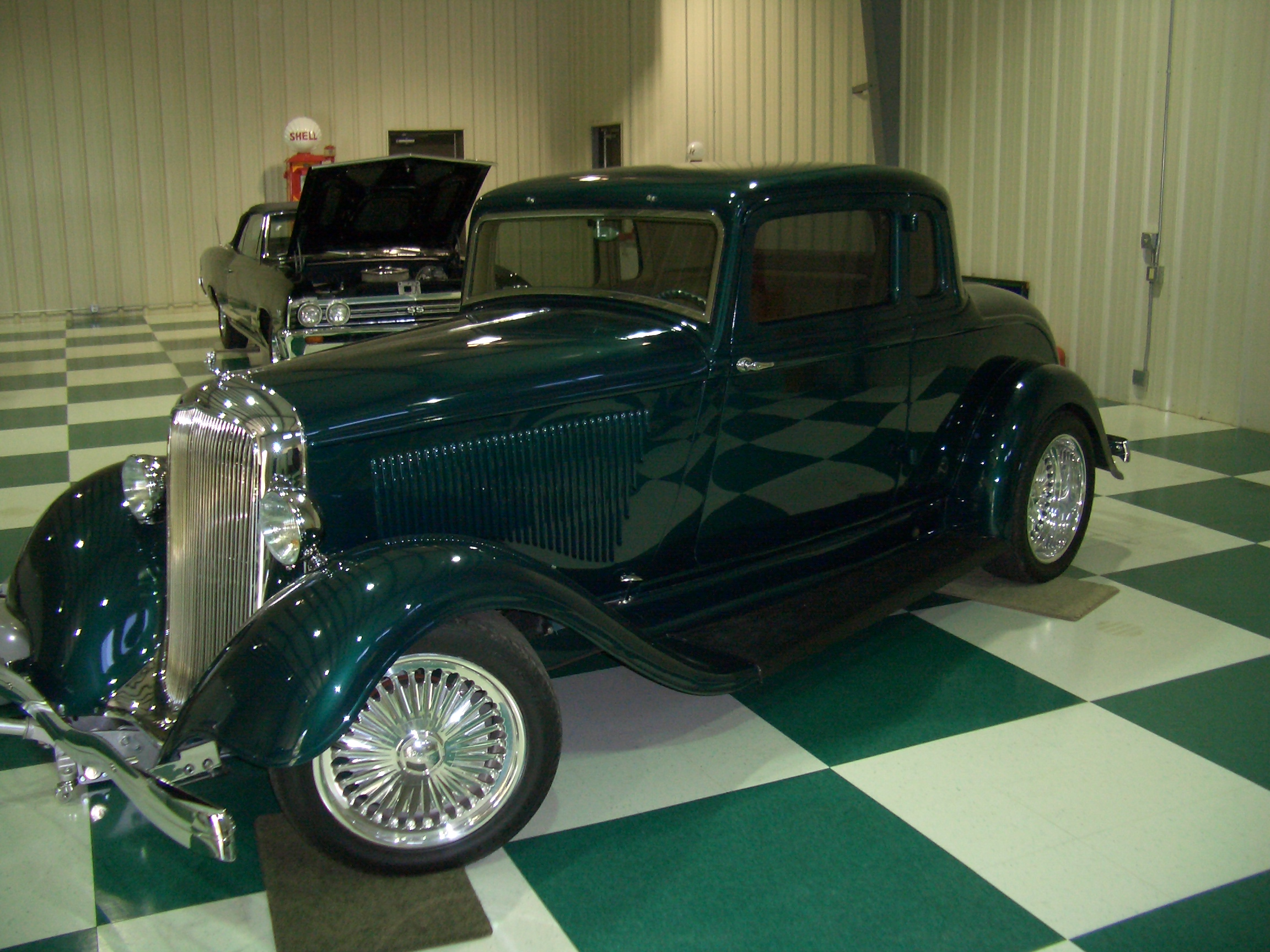 1933 Plymouth Coupe Street Rod