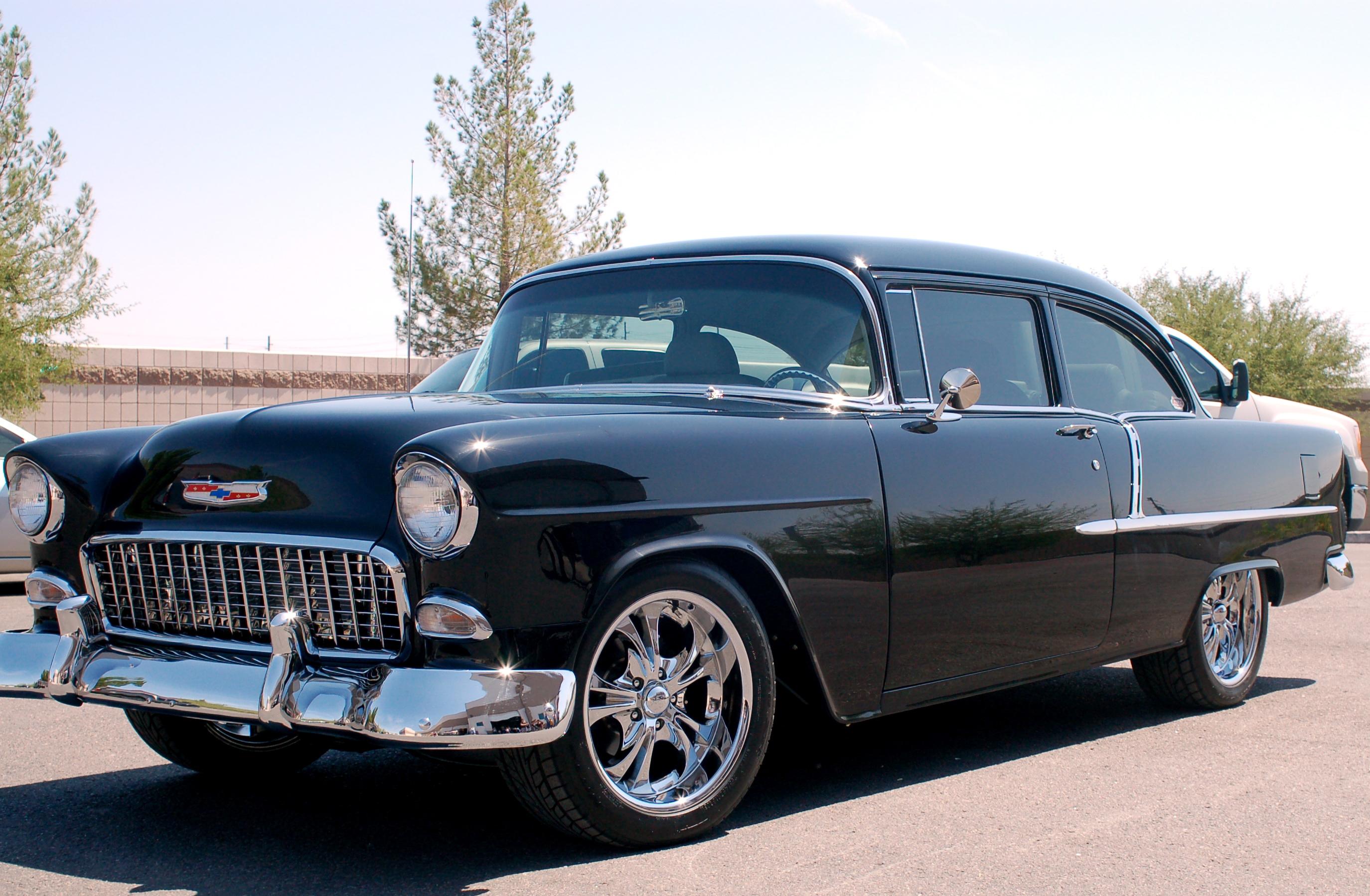 1955 Chevrolet Del Ray Custom