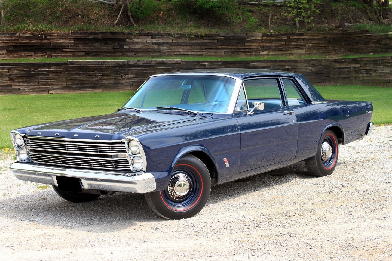1966 Ford Custom R-Code