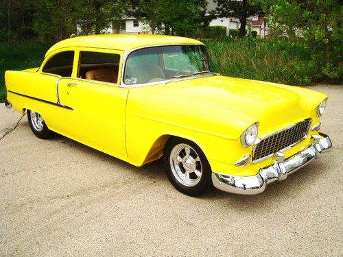 1955 Chevrolet Belair Street Rod