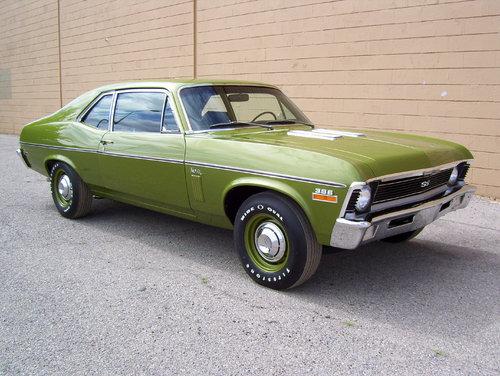 1970 Chevrolet Nova SS L78