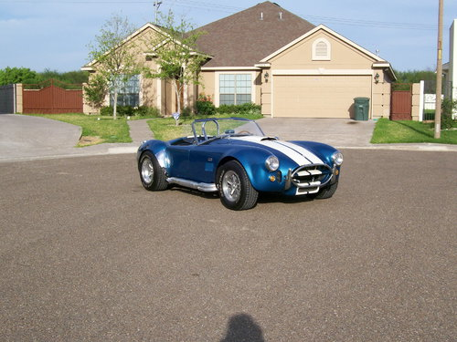 2005 Ford Shelby Cobra Special Construction
